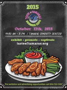 Taste of Tamarac @ Tamarac Community Center | Tamarac | Florida | United States