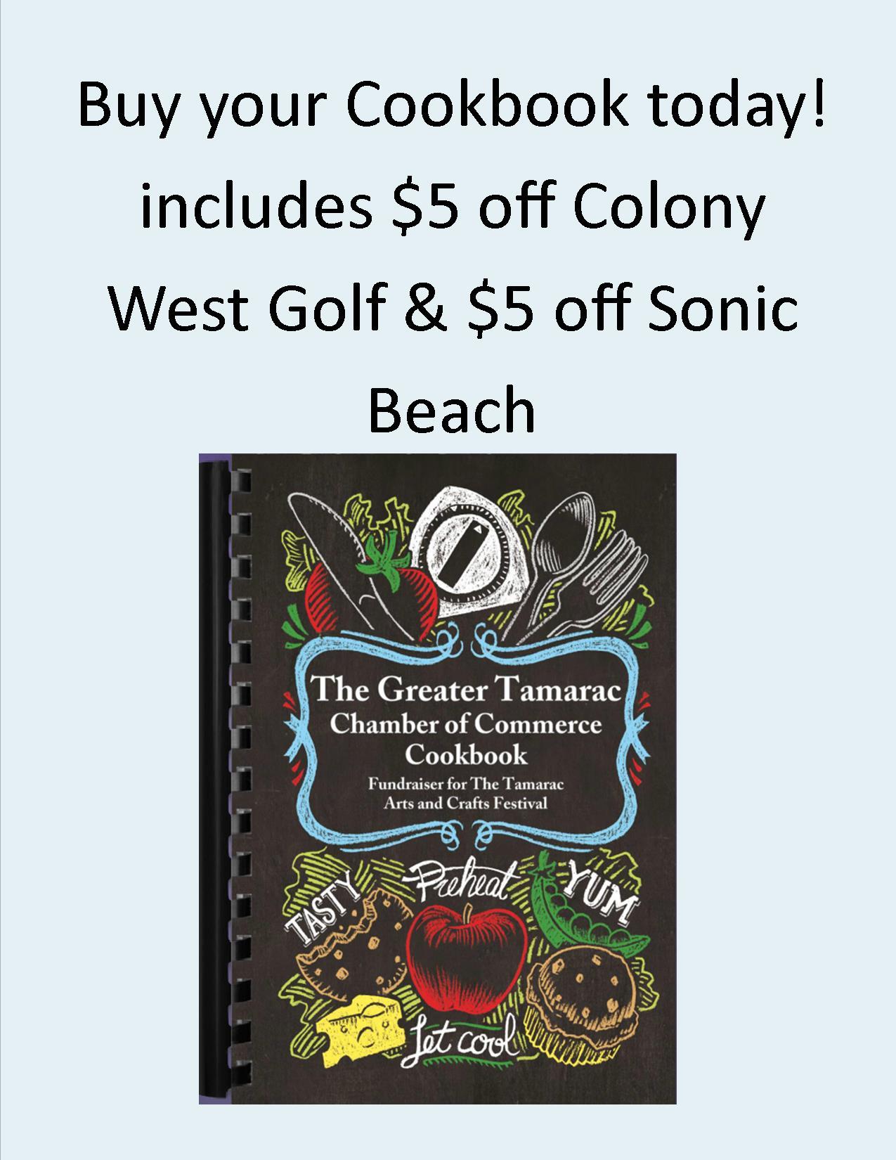 cookbook promotion