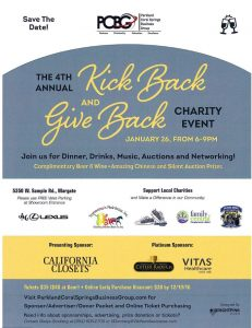 Kick Back and Give Back Charity Event @ JM Lexus  | Margate | Florida | United States