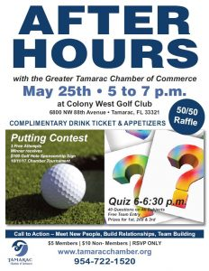 May After Hours @ Colony West Golf Club | Pompano Beach | Florida | United States