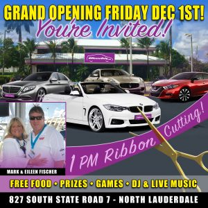 Off Lease Ribbon Cutting @ Off Lease Only | North Lauderdale | Florida | United States
