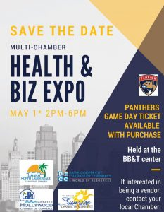 Multi Chamber Health & Business Expo @ BB&T Center | Sunrise | Florida | United States