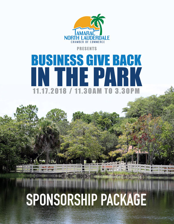 business in the park