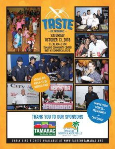 Taste of Tamarac @ Tamarac Community Center