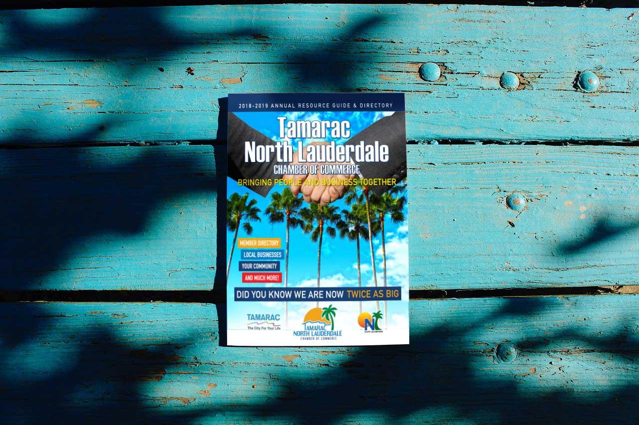 Tamarac North Lauderdale Chamber Magazine