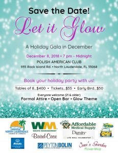 Holiday Gala @ Polish American Club