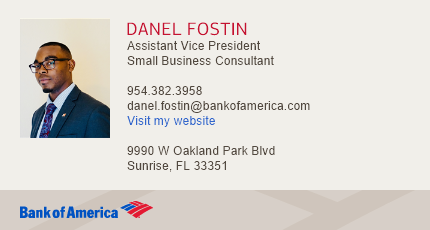 Bank of America - Tamarac North Lauderdale Chamber of Commerce
