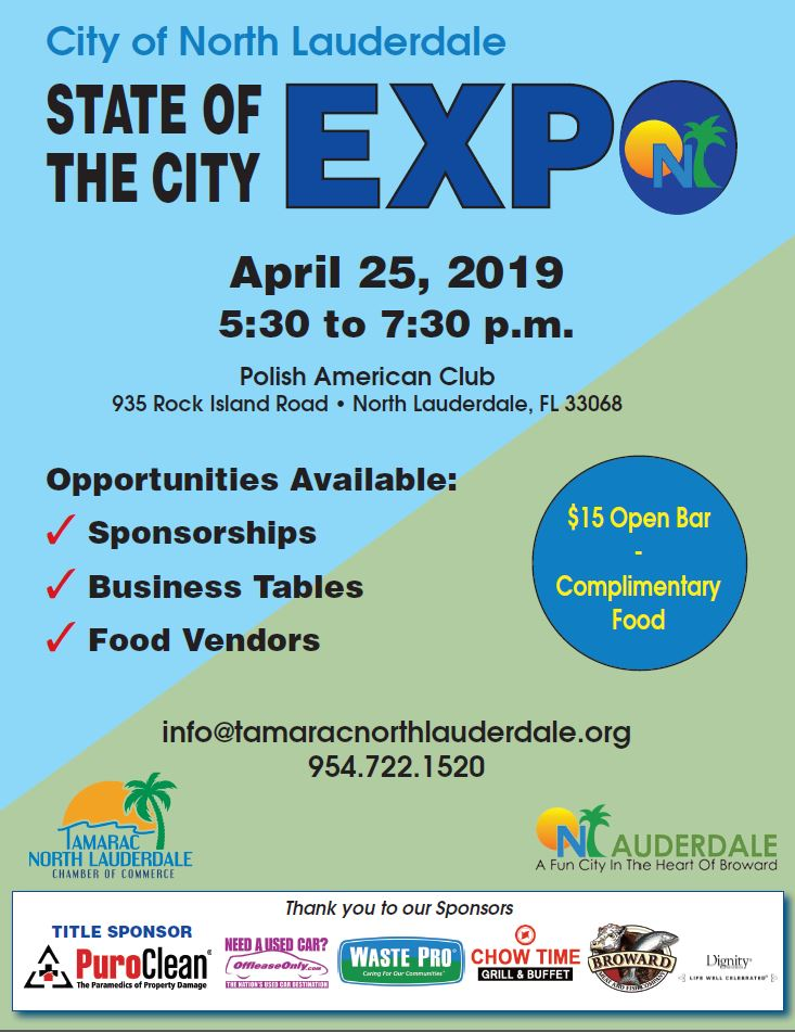 North Lauderdale Expo