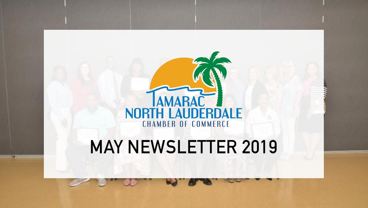 chamber newsletter may 2019