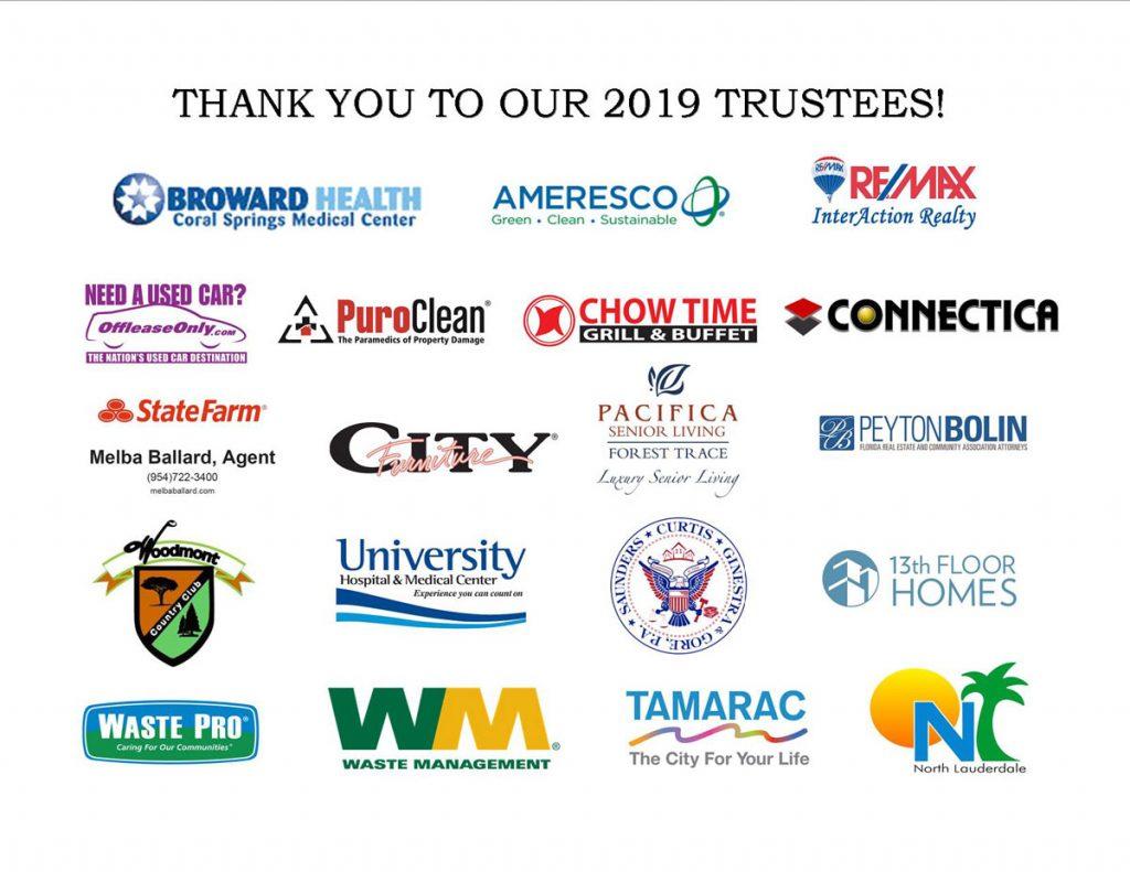 2019 Chamber Trustees