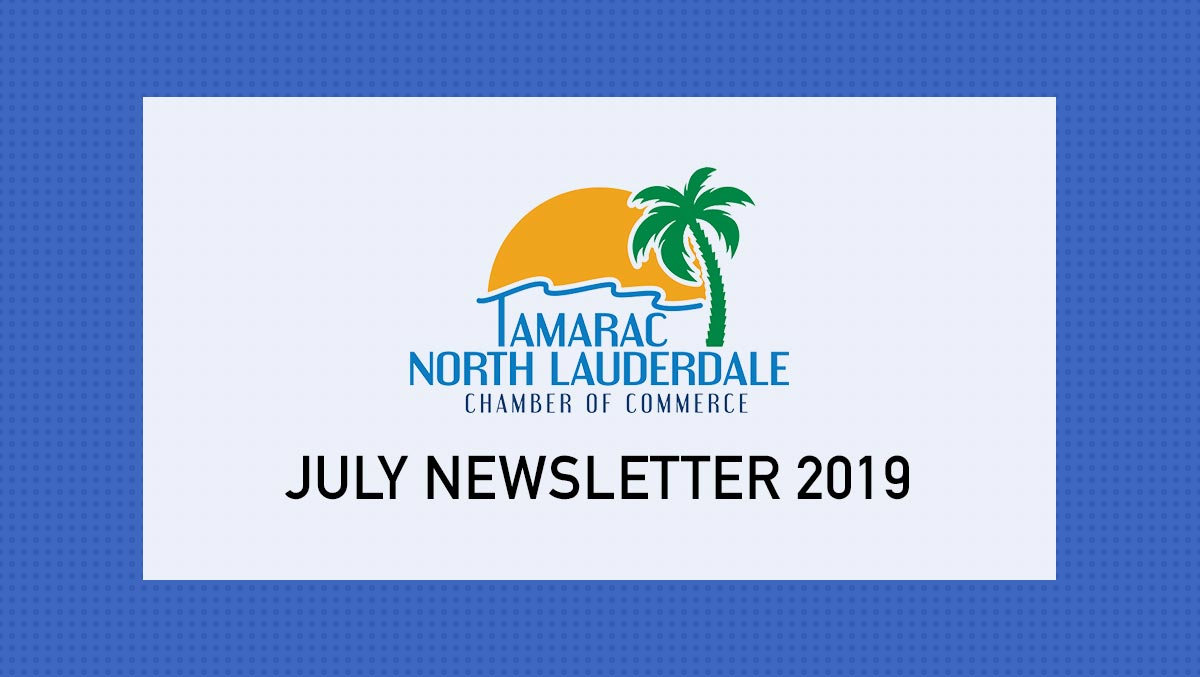 Chamber Newsletter July