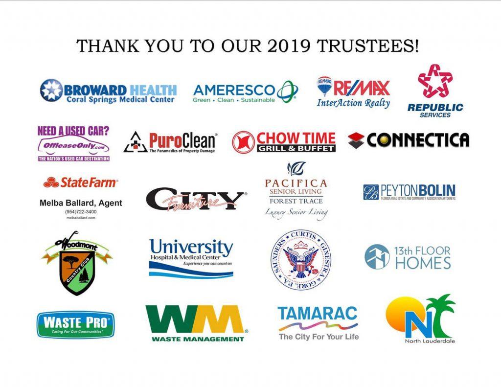 2019 trustees
