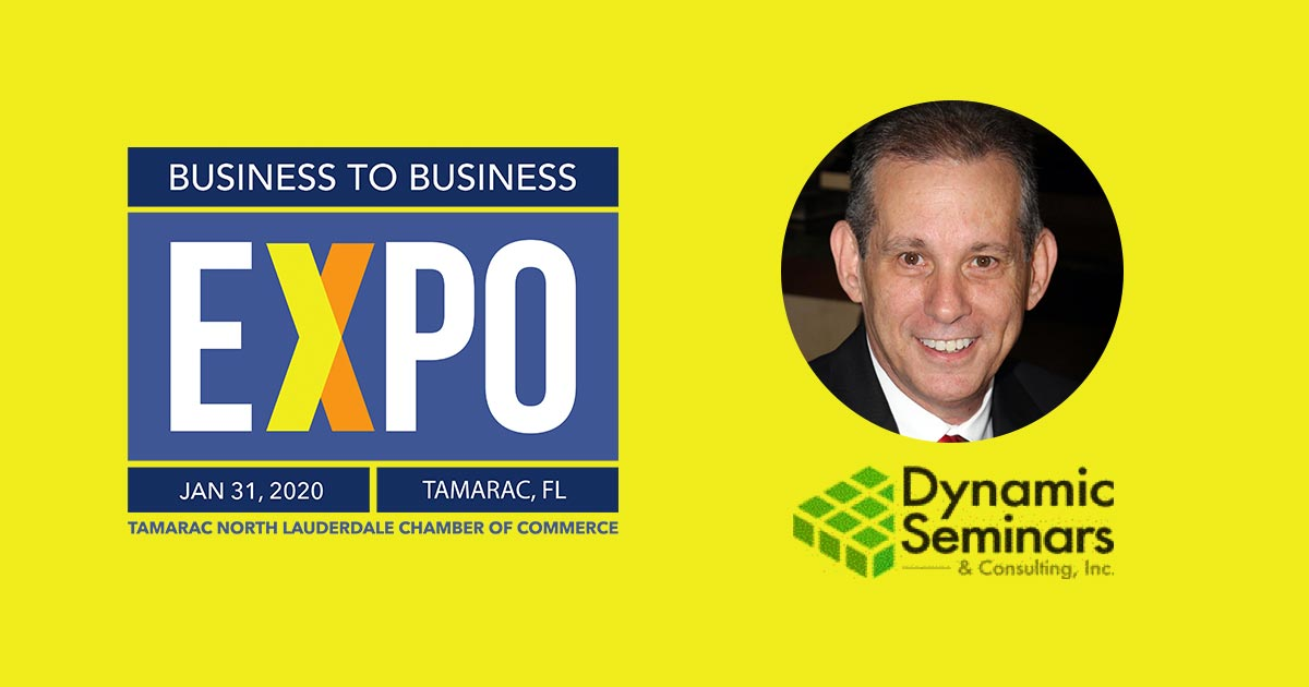 2020 Business to Business Expo