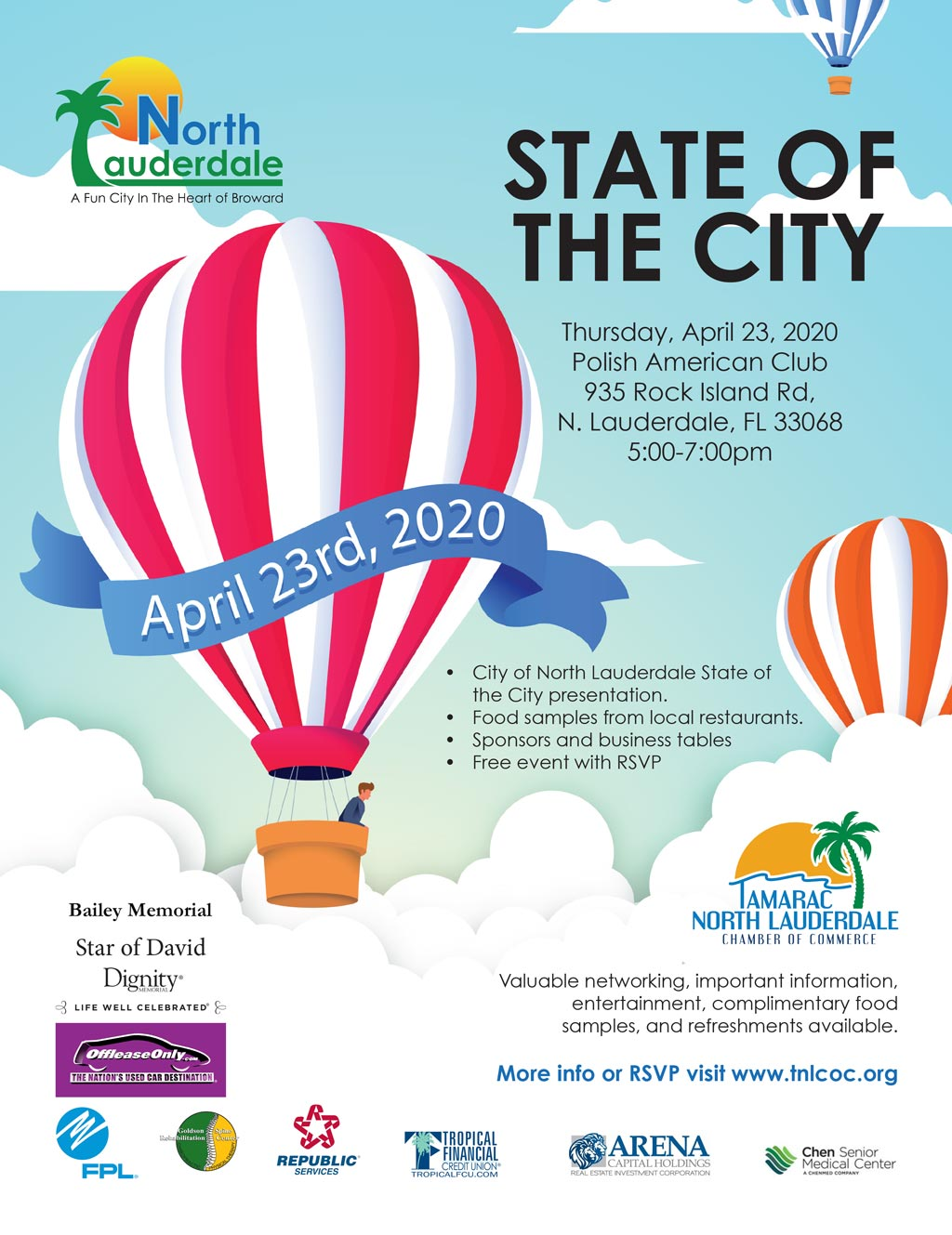 north lauderdale state of the city